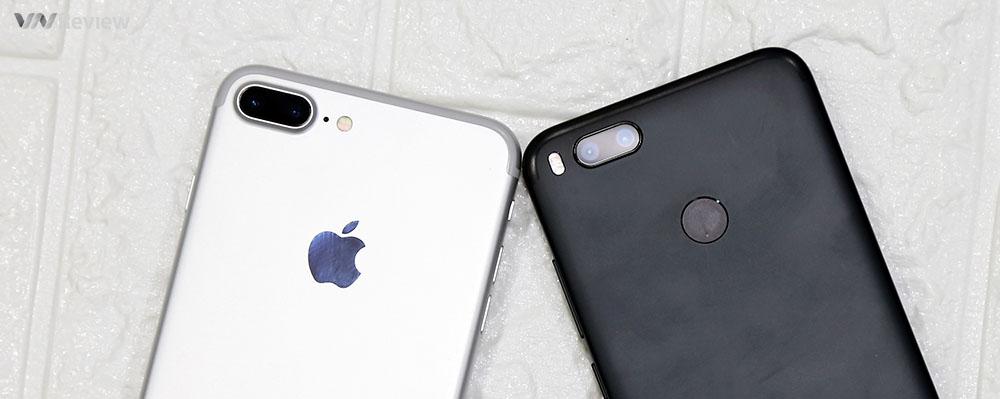 So thử vài ảnh chụp xoá phông của smartphone 6 triệu đồng và 20 triệu đồng