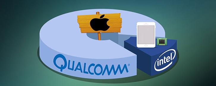 Apple đã chán cảnh phải phụ thuộc vào Intel và Qualcomm?