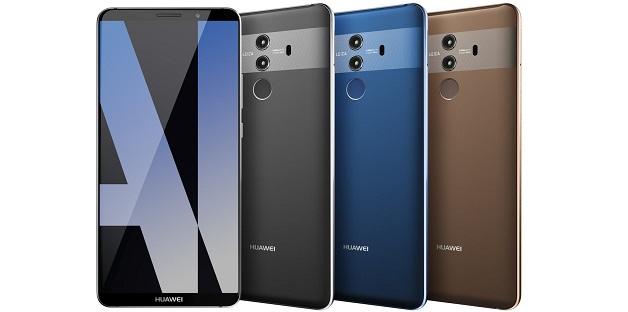 Huawei Mate 10 Pro dùng camera kép sẽ ra mắt vào 16/10?