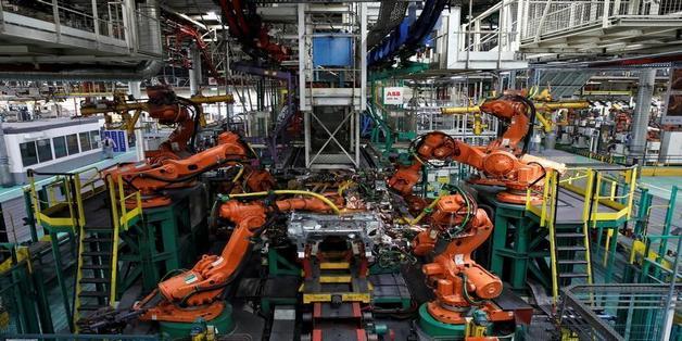 Ngành công nghiệp điện tử tạo đà phát triển robot công nghiệp