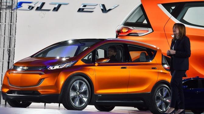 General Motors dự kiến sẽ có 20 xe điện vào năm 2023