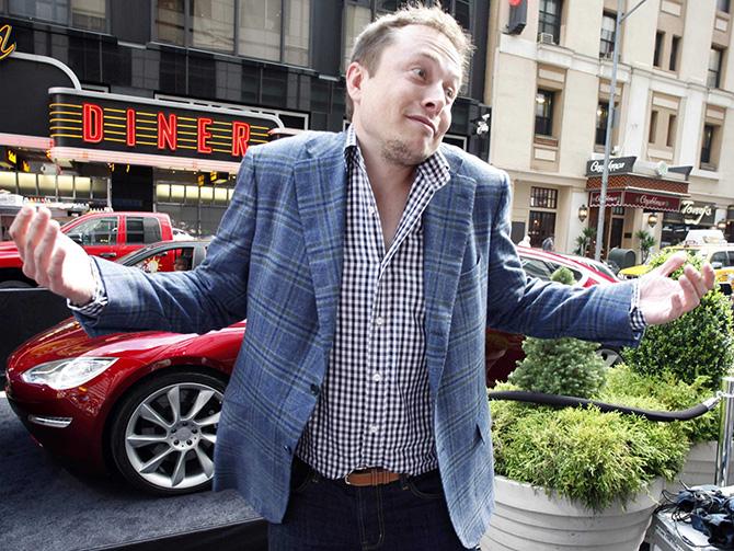 14 điều điên rồ thiên tài công nghệ Elon Musk đang theo đuổi