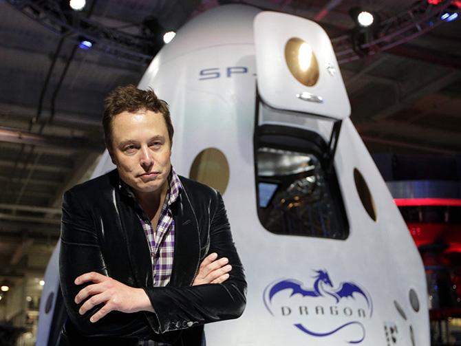 14 điều điên rồ thiên tài công nghệ Elon Musk đang theo đuổi ảnh 1