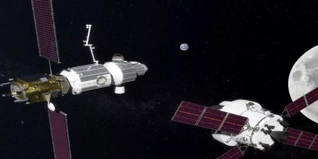 Vì sao NASA lại chịu hợp tác với Nga để xây dựng trạm vũ trụ mới gần Mặt Trăng?