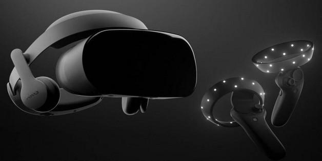 Samsung trình làng kính thực tế ảo Odyssey nền tảng Mixed Reality: màn OLED, âm thanh AKG