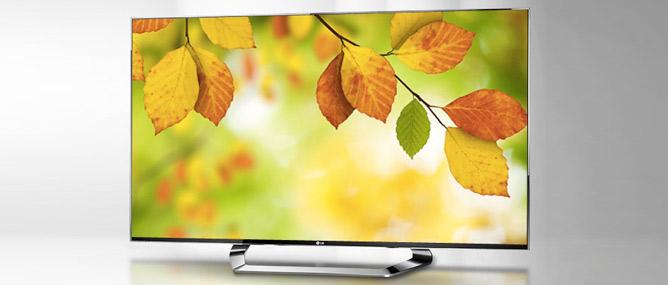 LG sẽ bán TV OLED nửa cuối năm nay