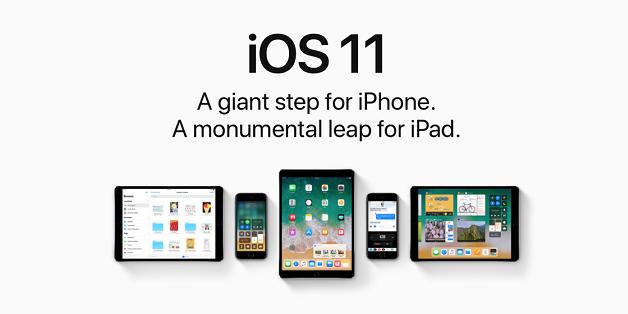 """Đã có 38,5% thiết bị """"lên đời"""" iOS 11"""