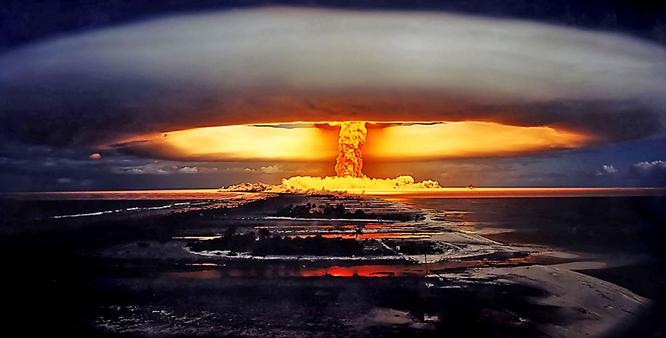 Sự khác biệt giữa bom nguyên tử và bom nhiệt hạch
