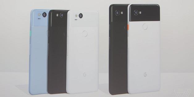 Google Pixel 2 và Pixel 2 XL chính thức ra mắt