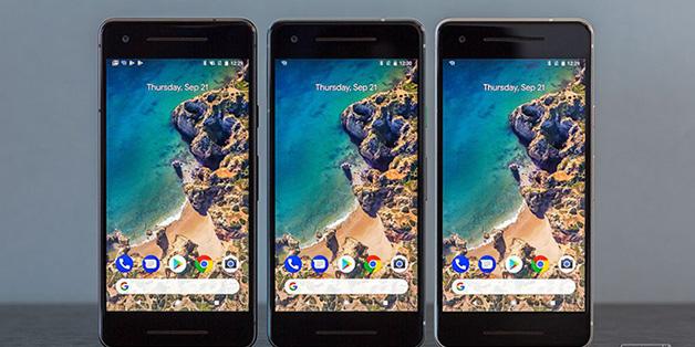 The Verge: vài cảm nhận nhanh bộ đôi Google Pixel 2 và Pixel 2 XL