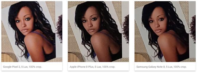 Đây là cách Dxomark đánh giá chi tiết máy ảnh tuyệt vời của Pixel 2