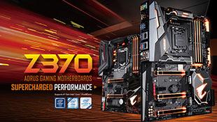GIGABYTE giới thiệu dòng bo mạch chủ Z370 AORUS