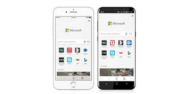 Microsoft mang trình duyệt Edge lên Android và iOS, quyết chiến với Chrome và Safari