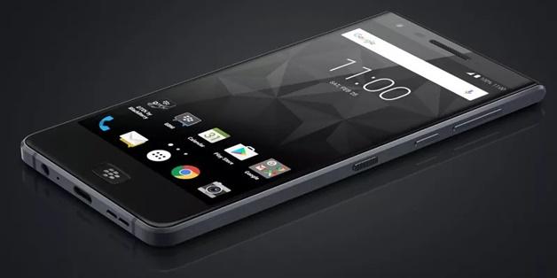 Lộ diện smartphone cảm ứng toàn màn hình của BlackBerry