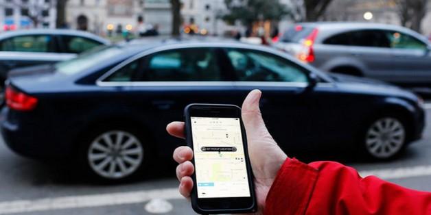 Nghiên cứu mới: Uber có thể quay lén màn hình iPhone mà người dùng không biết?