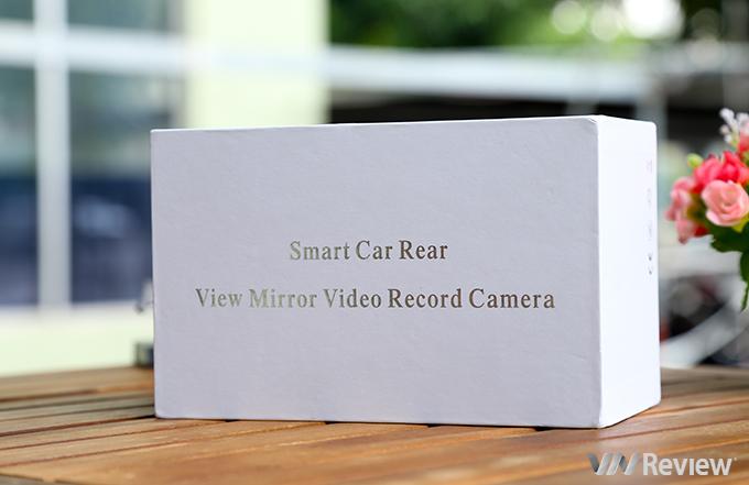 Trải nghiệm camera hành trình ProCam T98 giá 3,9 triệu đồng: camera kép, có 4G, phát được Wi-Fi - ảnh 1