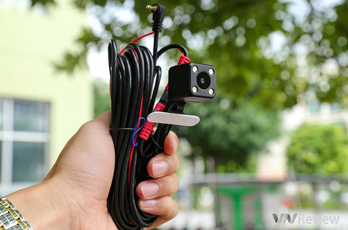 Trải nghiệm camera hành trình ProCam T98 giá 3,9 triệu đồng: camera kép, có 4G, phát được Wi-Fi - ảnh 8