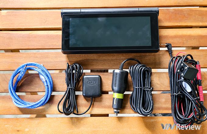 Trải nghiệm camera hành trình ProCam T98 giá 3,9 triệu đồng: camera kép, có 4G, phát được Wi-Fi - ảnh 9