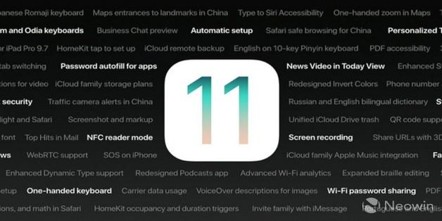 """Apple chính thức """"chặn đường"""" về iOS 10.3.3 và iOS 11.0"""
