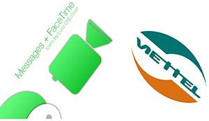 Viettel giải thích về tin nhắn thu phí kích hoạt iMessage và Facetime