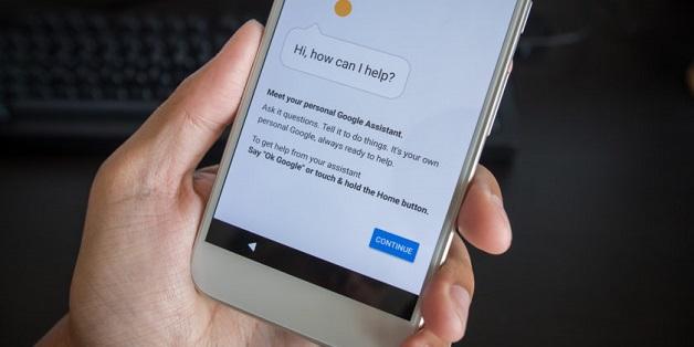 Google Assistant chính thức có mặt trên Play Store