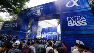 """Sony Show 2017: trải nghiệm những công nghệ """"đỉnh"""" nhất của Sony tại Hà Nội"""
