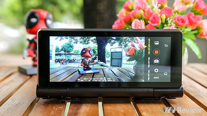 Trải nghiệm camera hành trình ProCam T98 giá 3,9 triệu đồng: camera kép, có 4G, phát được Wi-Fi - ảnh 11