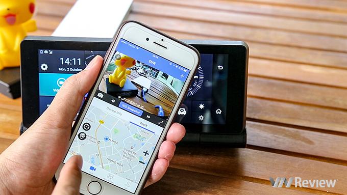 Trải nghiệm camera hành trình ProCam T98 giá 3,9 triệu đồng: camera kép, có 4G, phát được Wi-Fi - ảnh 19