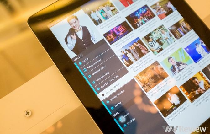 Đàm Vĩnh Hưng ra mắt ứng dụng riêng dựa trên nền Showbiz Store