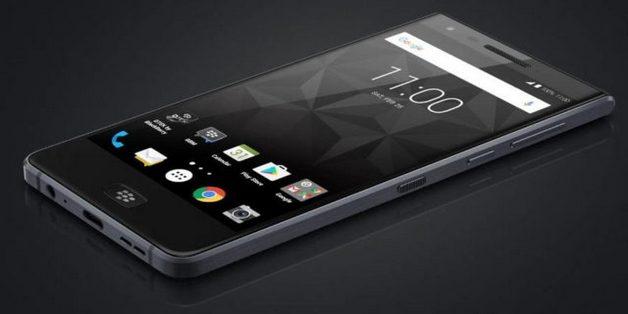 BlackBerry Motion ra mắt: smartphone tầm trung, IP68, chỉ bán tại Trung Đông
