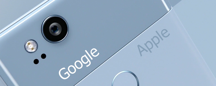 Google đang nắm trong tay lợi thế lớn nhất để đánh bại Apple