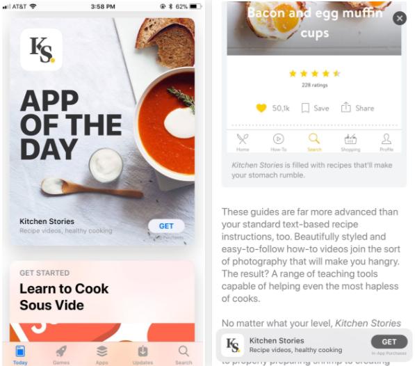 "Lên iOS 11, ""Free App of the Week"" trên App Store đâu rồi? ảnh 1"