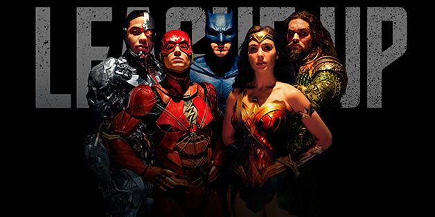 Mãn nhãn với trailer mới nhất của bom tấn Justice League