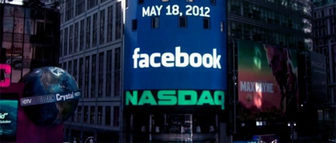 Nasdaq hối tiếc về Facebook IPO