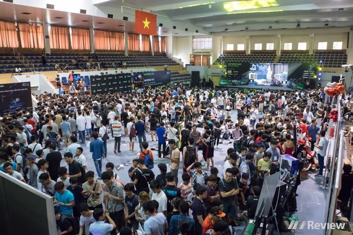 Toàn cảnh sự kiện NVIDIA GeForce Day 2017 tại Hà Nội