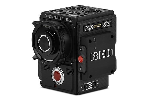 RED giới thiệu cảm biến Full Frame Monstro 8K VV: Hỗ trợ quay video 8K 60fps, dải nhạy sáng hơn 17 stop ảnh 1