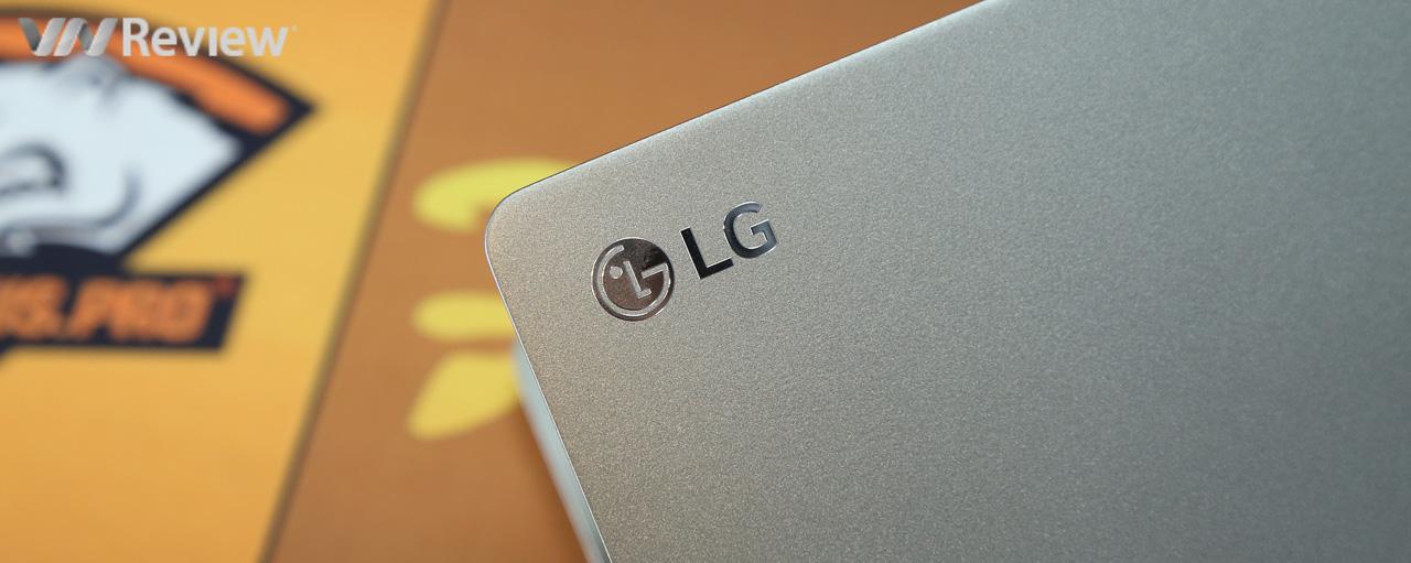 Đánh giá LG gram 14: Máy tính di động đúng nghĩa