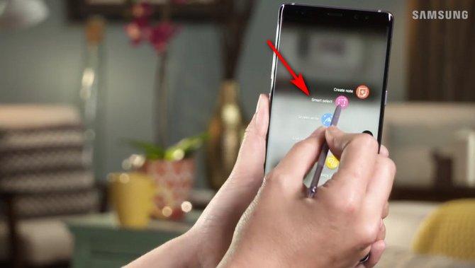 Cách tạo ảnh GIF từ bút S Pen trên Note8