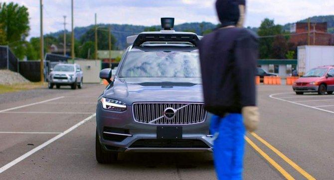 """Đây là cách mà Uber """"dạy"""" những chiếc xe tự lái của mình có thể """"tự lái"""" - 207830"""