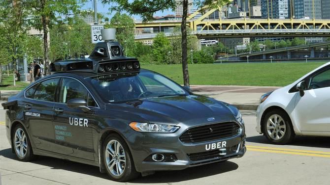 """Đây là cách mà Uber """"dạy"""" những chiếc xe tự lái của mình có thể """"tự lái"""" - 207828"""