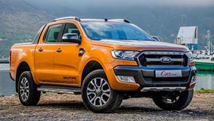 'Vua bán tải' Ford Ranger bị triệu hồi vì lỗi túi khí tại Việt Nam