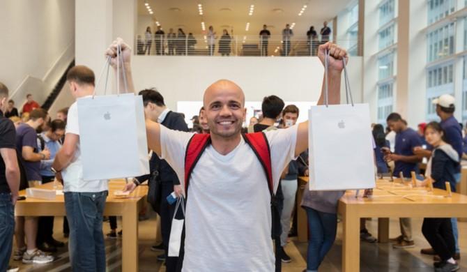 CNBC: 64% người Mỹ đang sử dụng sản phẩm của Apple?