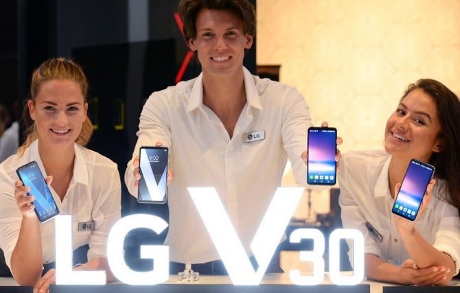Doanh thu Q3/2017 của LG tăng hơn 82% nhưng không liên quan tới mảng điện thoại
