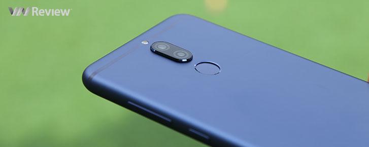 Trên tay Huawei Nova 2i: ngôi sao mới ở phân khúc tầm trung