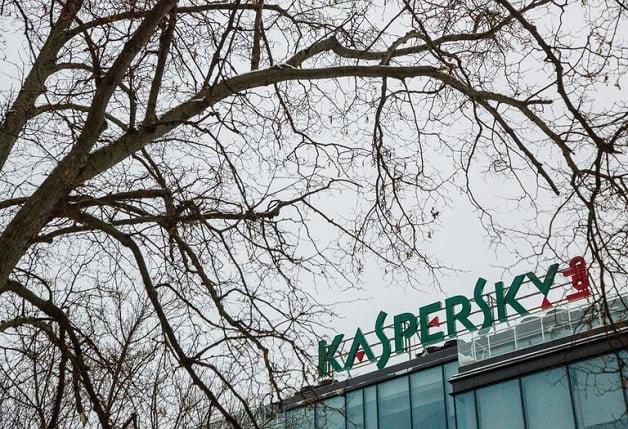 Các hacker Nga lợi dụng phần mềm diệt virus Kaspersky để sử dụng như một công cụ tìm kiếm Google