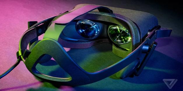 Giá Oculus Rift giảm xuống còn 399 USD