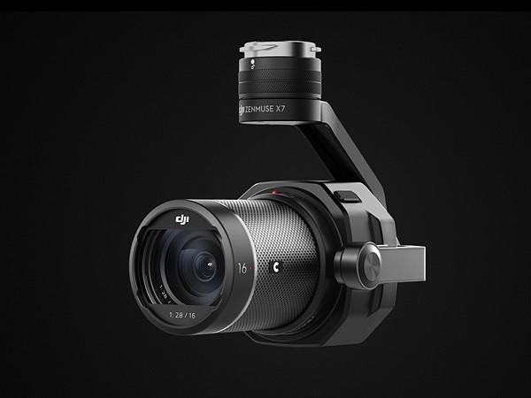 DJI ra mắt Zenmuse X7: camera drone 6K hỗ trợ làm phim chuyên nghiệp - ảnh 4
