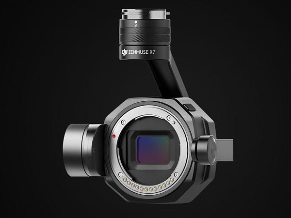 DJI ra mắt Zenmuse X7: camera drone 6K hỗ trợ làm phim chuyên nghiệp - ảnh 3