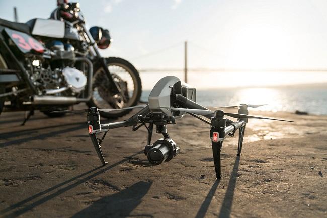 DJI ra mắt Zenmuse X7: camera drone 6K hỗ trợ làm phim chuyên nghiệp - ảnh 1