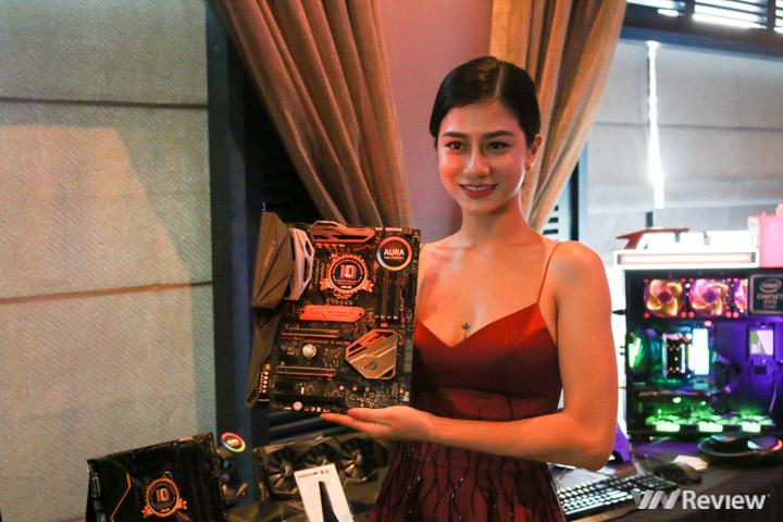 Asus mang về Việt Nam 15 mẫu bo mạch chủ Z370, sẵn sàng cho Coffee Lake - ảnh 3